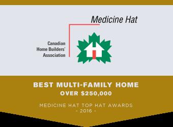Best Multi-Family Home 2016