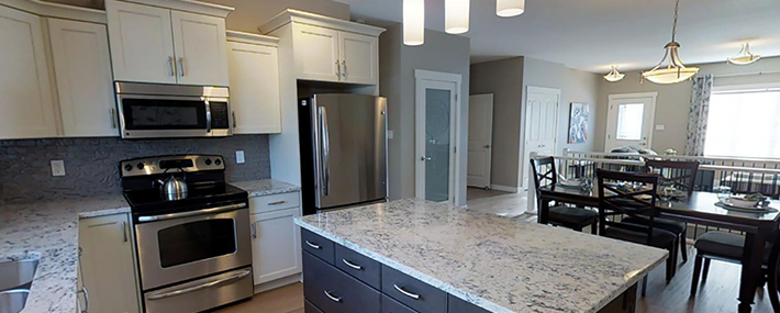 NewRock Homes Kitchen