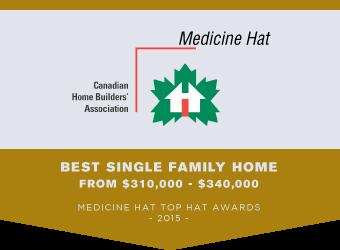 Best Single Family Home 2015