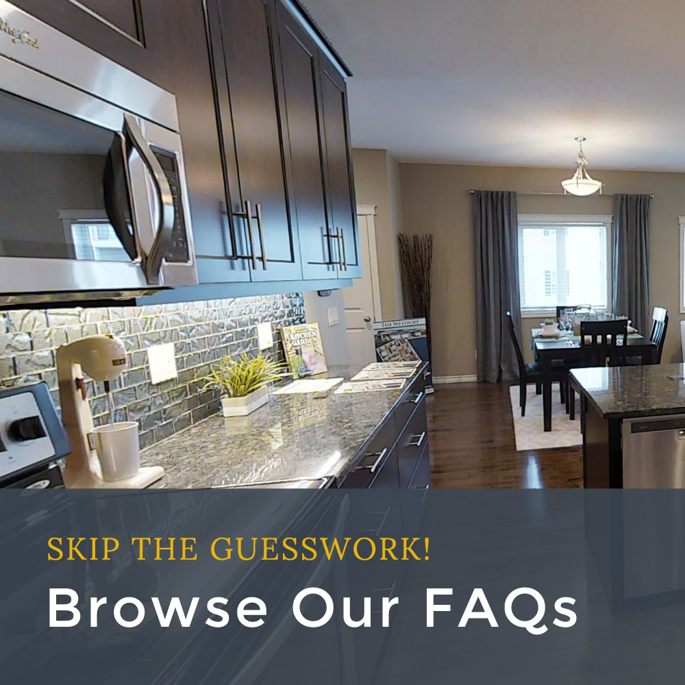 Browse our FAQs