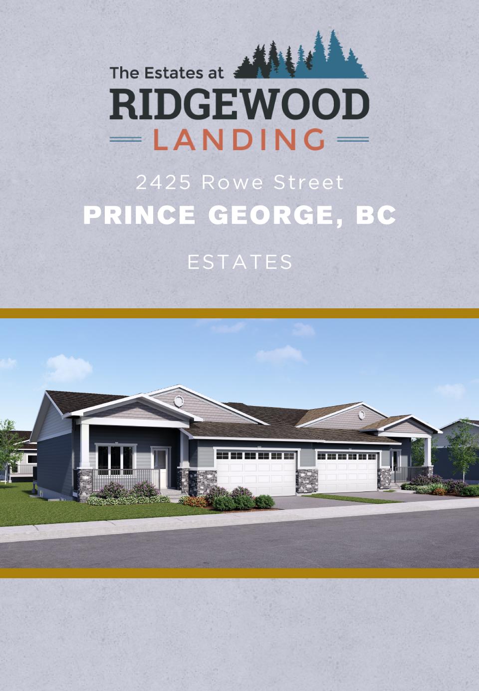 Ridgewood Landing Estates