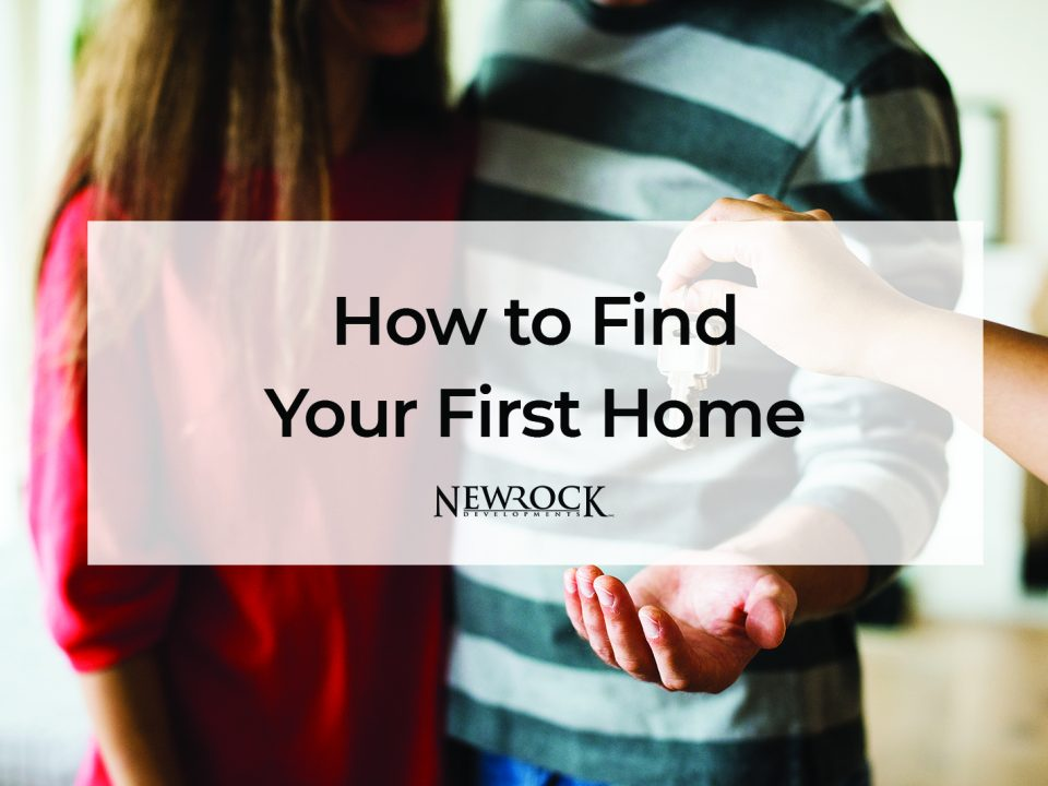 How to Find Your First Home