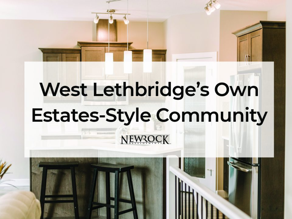 LivingStone Estates in West Lethbridge