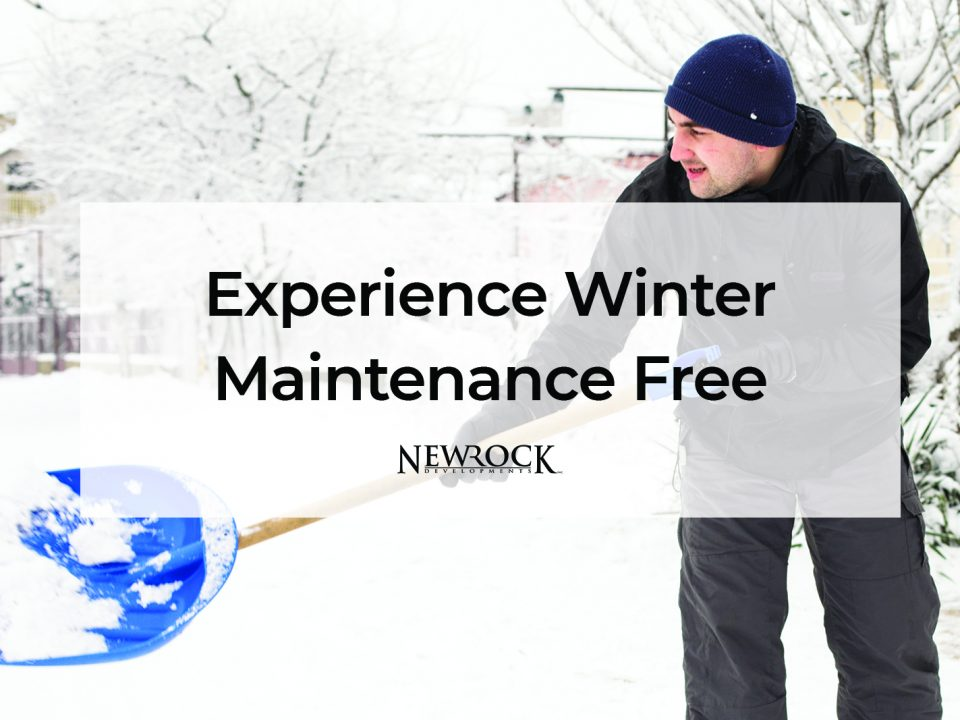 Experience Winter Maintenance Free