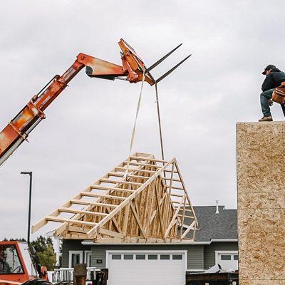 Southlands Gate Construction