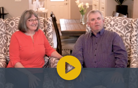 Mike and Dianne Testimonial