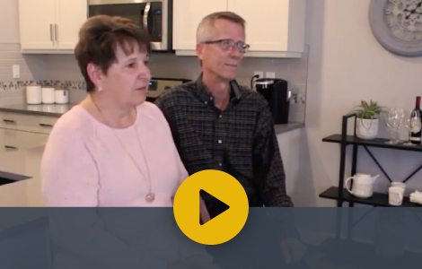 Tino and Yvonne Testimonial