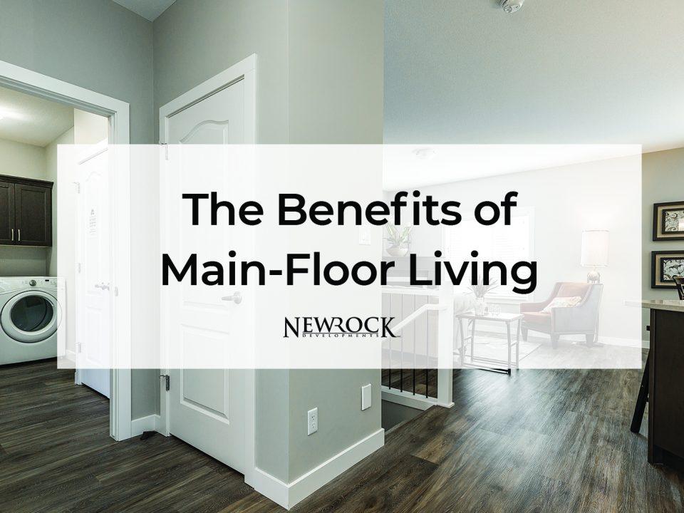 Main-Floor Living