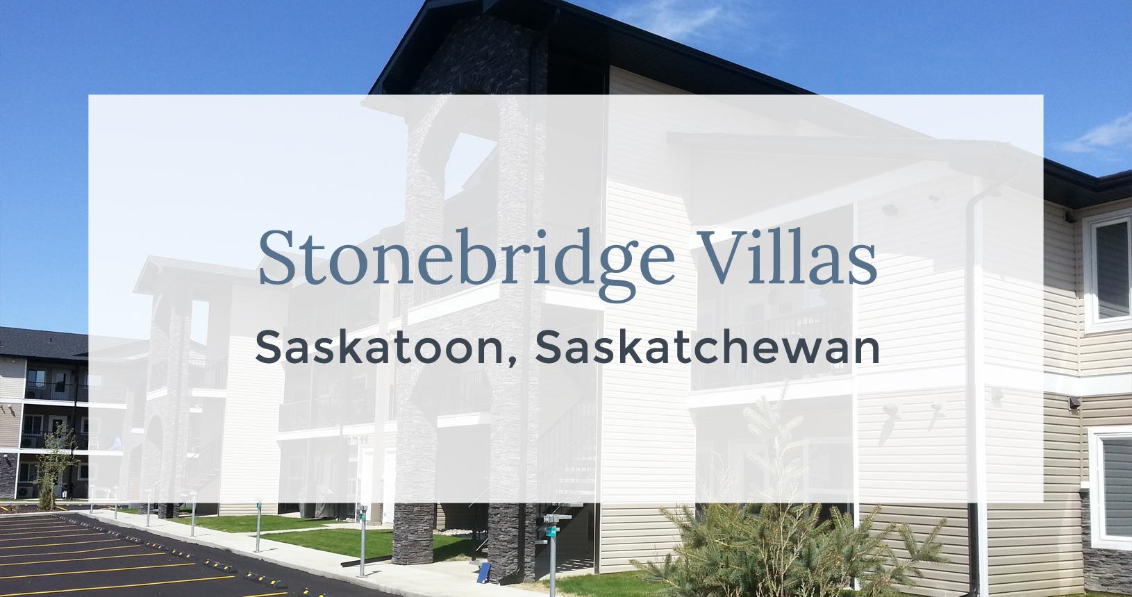 Stonebridge Villas: Saskatoon, Saskatchewan